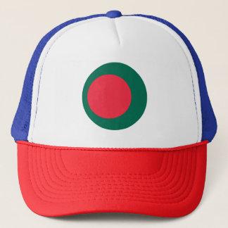 Bangladesh Flag Trucker Hat