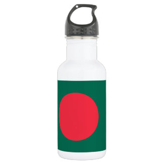 Bangladesh National World Flag 532 Ml Water Bottle