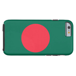 Bangladesh National World Flag Tough iPhone 6 Case