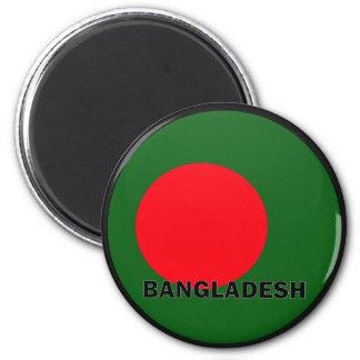 Bangladesh Roundel quality Flag Magnet