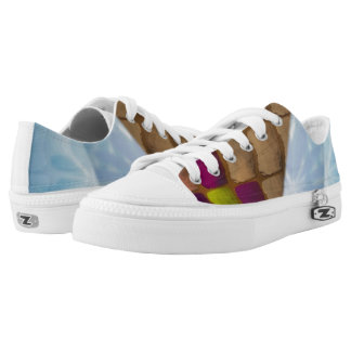 Banig Low Top Printed Shoes