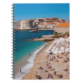 Banje Beach Notebooks