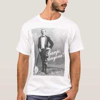 Banjo Anyone? Men's light short sleeve T-Shirt