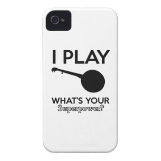 banjo design Case-Mate iPhone 4 case