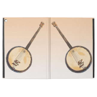 Banjo Musical Instrument Powis iPad Pro Case