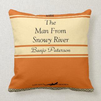 Banjo Paterson Retro Style Cushions