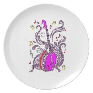 Banjo Plate