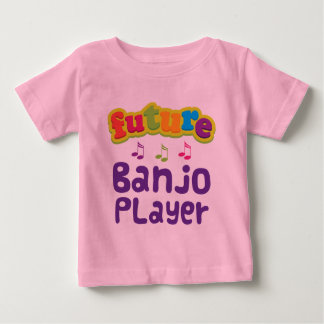 Banjo Player (Future) Baby T-Shirt