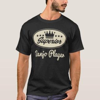 Banjo Player Vintage Music T-Shirt