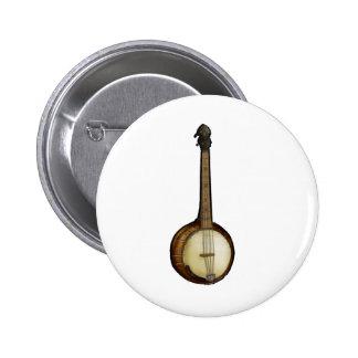 Banjo sketch pins