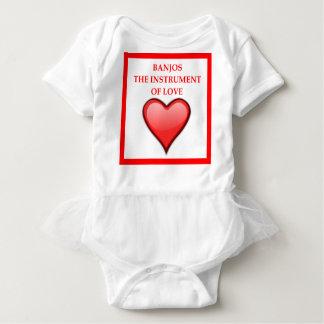 BANJOS BABY BODYSUIT