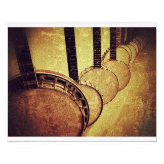 Banjos Art Photo