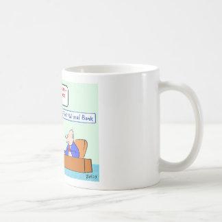 bank bringing back toasters coffee mugs