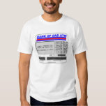 Bank of Dad ATM T Shirt