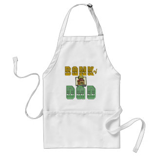 Bank of Dad Father's Day Products Apron