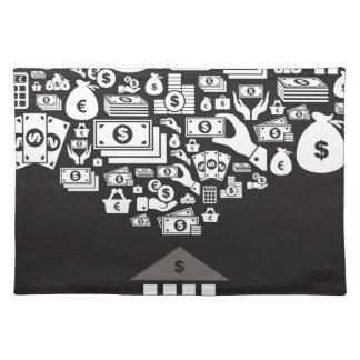 Bank Placemats