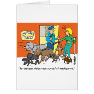 Banker / Loan Officer / Broker Gifts Card