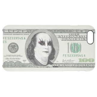 Banknote Gothic Parody iPhone 6 Plus Case
