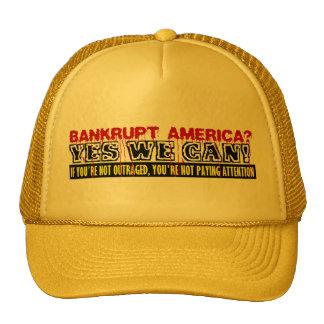 Bankrupt America? Cap