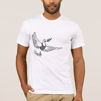 Banksy   Peace be with you shirt