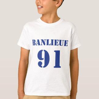 Banlieue 91 T-Shirt