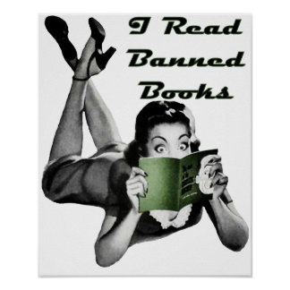 Banned Books Print