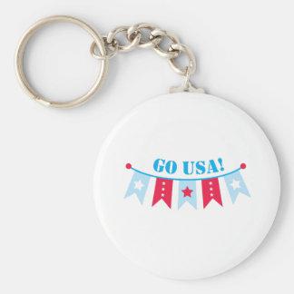 banner_Go USA! Keychains