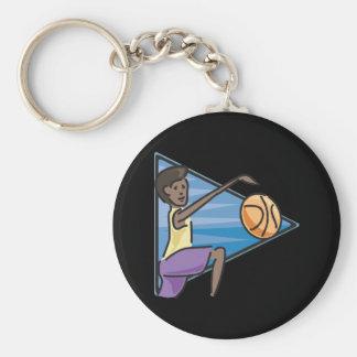 Banner Keychain