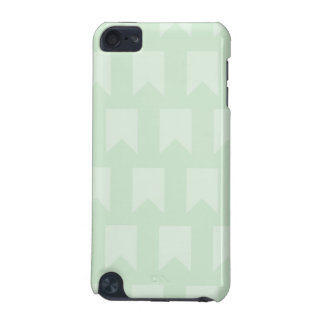 banner pattern mint iPod touch (5th generation) covers