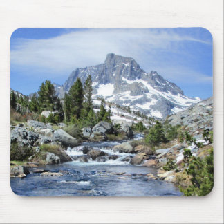 Banner Peak from Thousand Island - Sierra Nevada Mouse Pad
