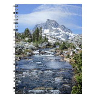 Banner Peak from Thousand Island - Sierra Nevada Notebook