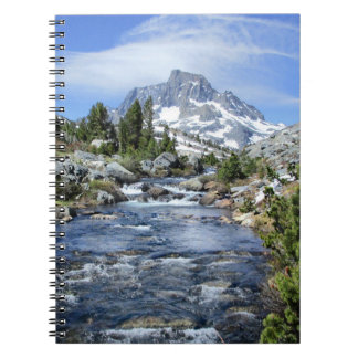 Banner Peak from Thousand Island - Sierra Nevada Notebooks