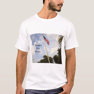 BANNER YET WAVE COLLECTOR TSHIRT