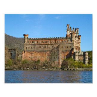 Bannerman Castle Photo Print