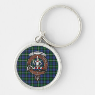 Bannerman Clan Badge Key Rings