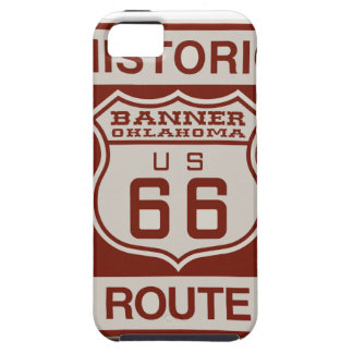 BANNEROK66 iPhone 5 CASE