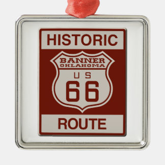 BANNEROK66 METAL ORNAMENT