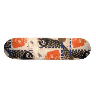 Banners for the Boys Festival Custom Skate Board