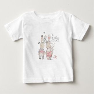 banny rabbit couple 2 baby T-Shirt