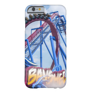 Banshee Roller Coaster iPhone case