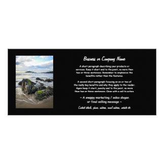 Bantham Rocks to Burgh Island Rack Card
