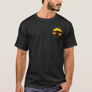 Banyan Tree Martial Arts & Qigong - Black T-shirt