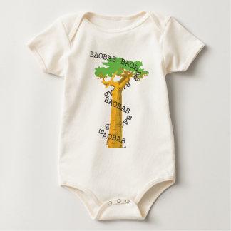 baobab baby bodysuit