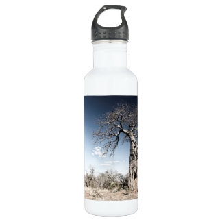Baobab Tree at Mana Pools National Park, Zimbabwe 710 Ml Water Bottle