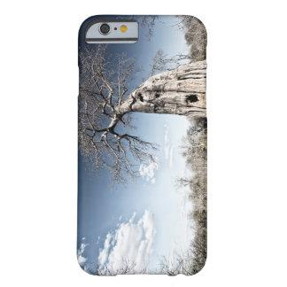 Baobab Tree at Mana Pools National Park, Zimbabwe Barely There iPhone 6 Case