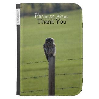 BAOW Barred Owl Kindle Covers