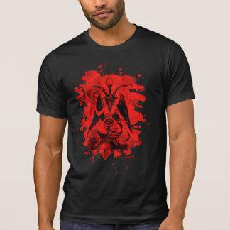 Baphomet - bleached talk t-shirts