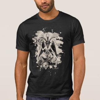 Baphomet - bleached white T-Shirt