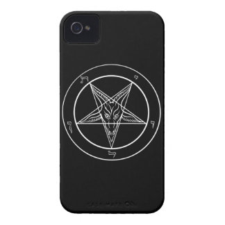 Baphomet Case for iPhone 4