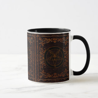 Baphomet Grimoire Coffee Mug